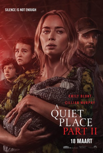 فیلم  A Quiet Place Part II مکانی آرام  2